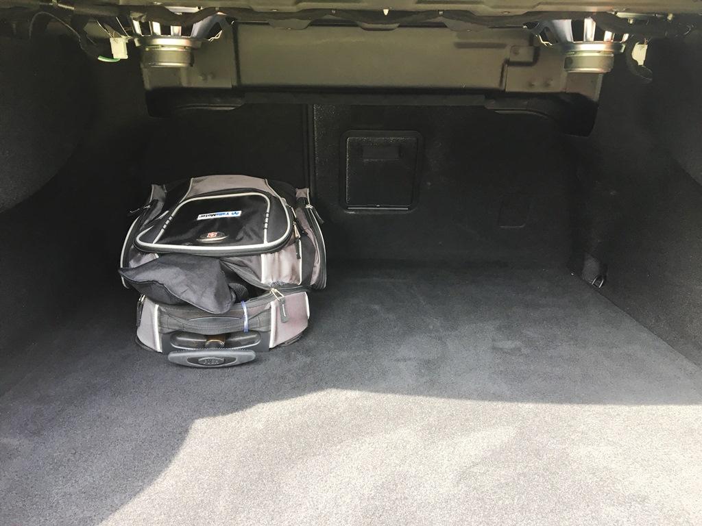 Renault Talisman Boot