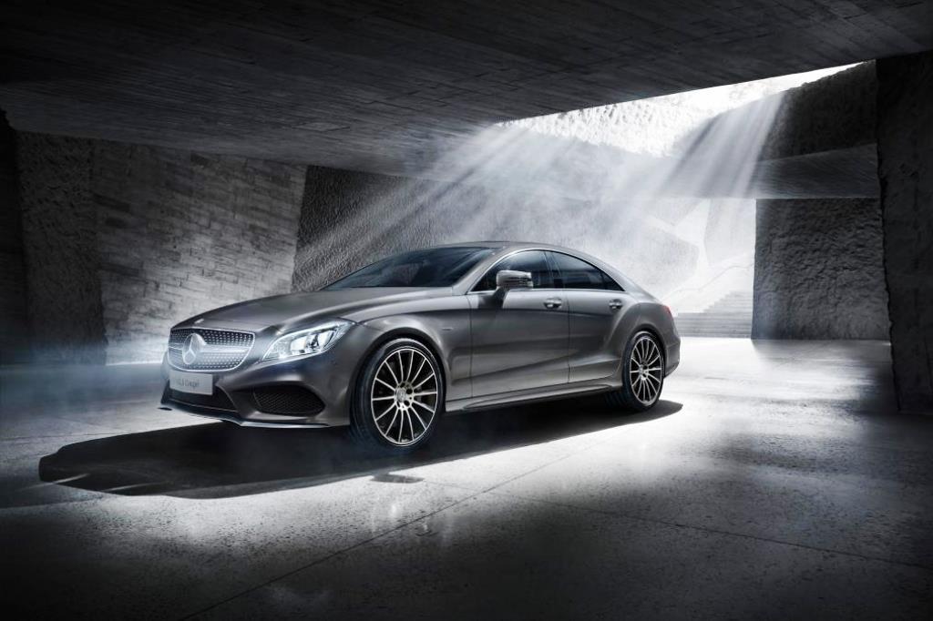 Mercedes-Benz CLS Final Edition