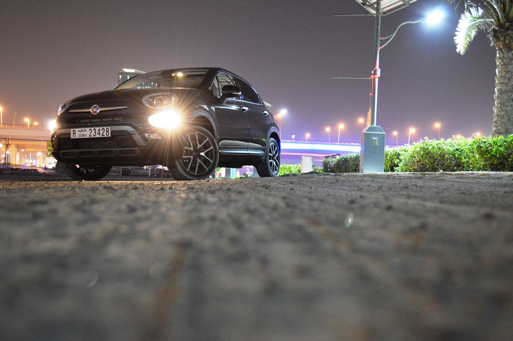 Fiat 500X 2016 - Front