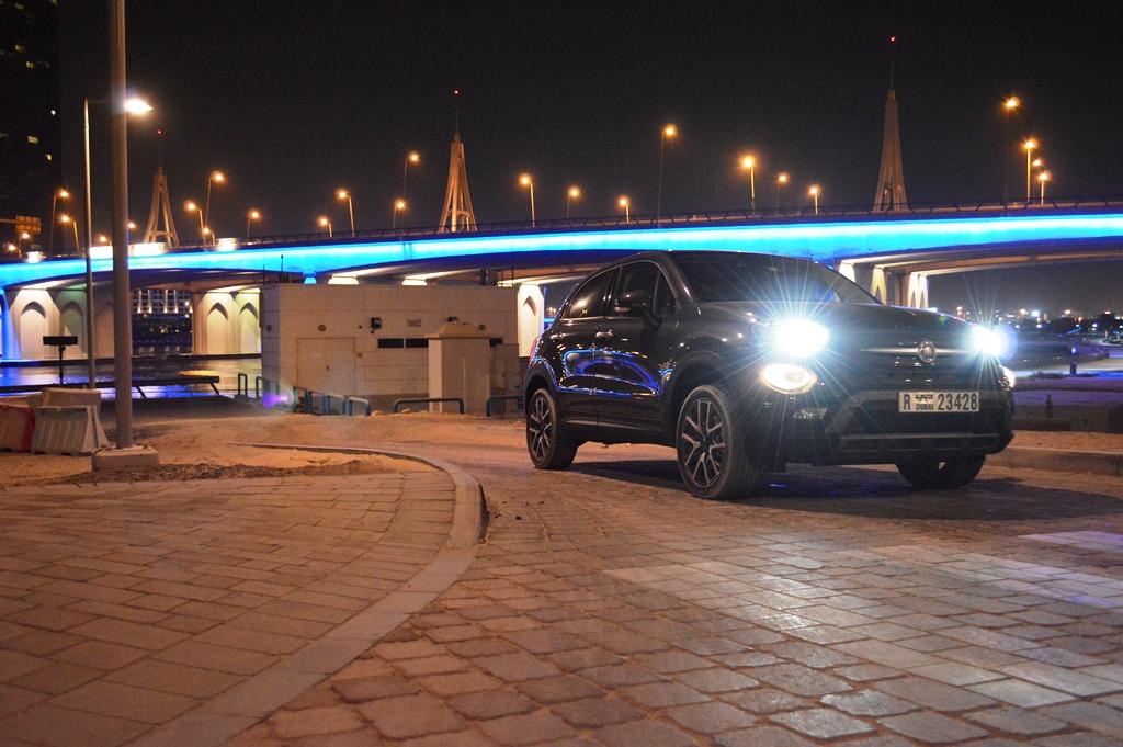 Fiat 500X 2016 - Front - 2