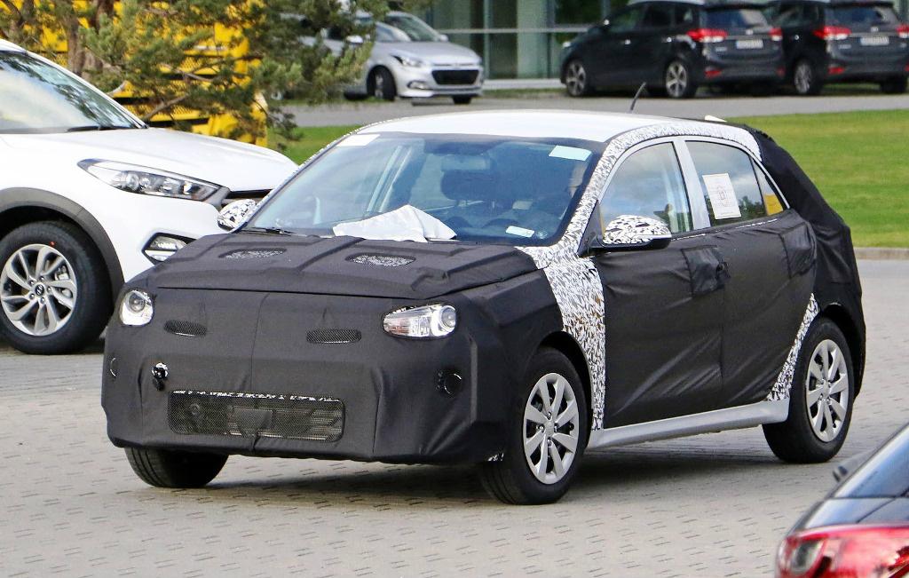 Kia Rio GT - Front