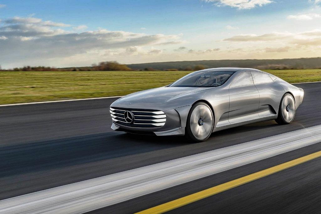 Mercedes to build electric cars under eq sub brand egypt for Mercedes benz alabama jobs