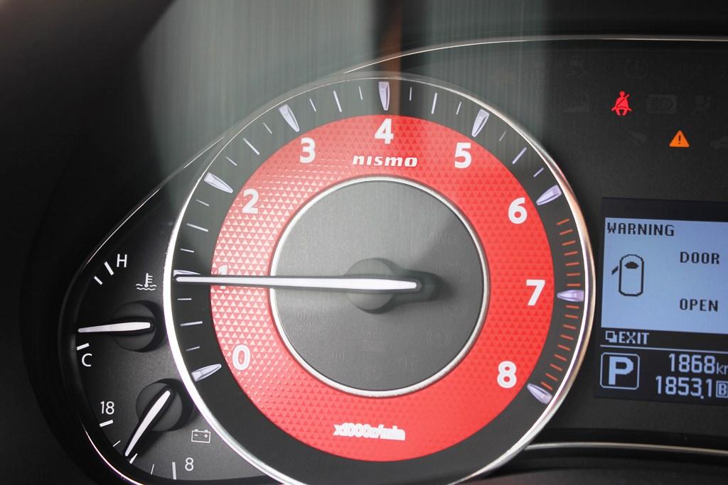 Nissan Patrol NISMO 2016 Interior - 3