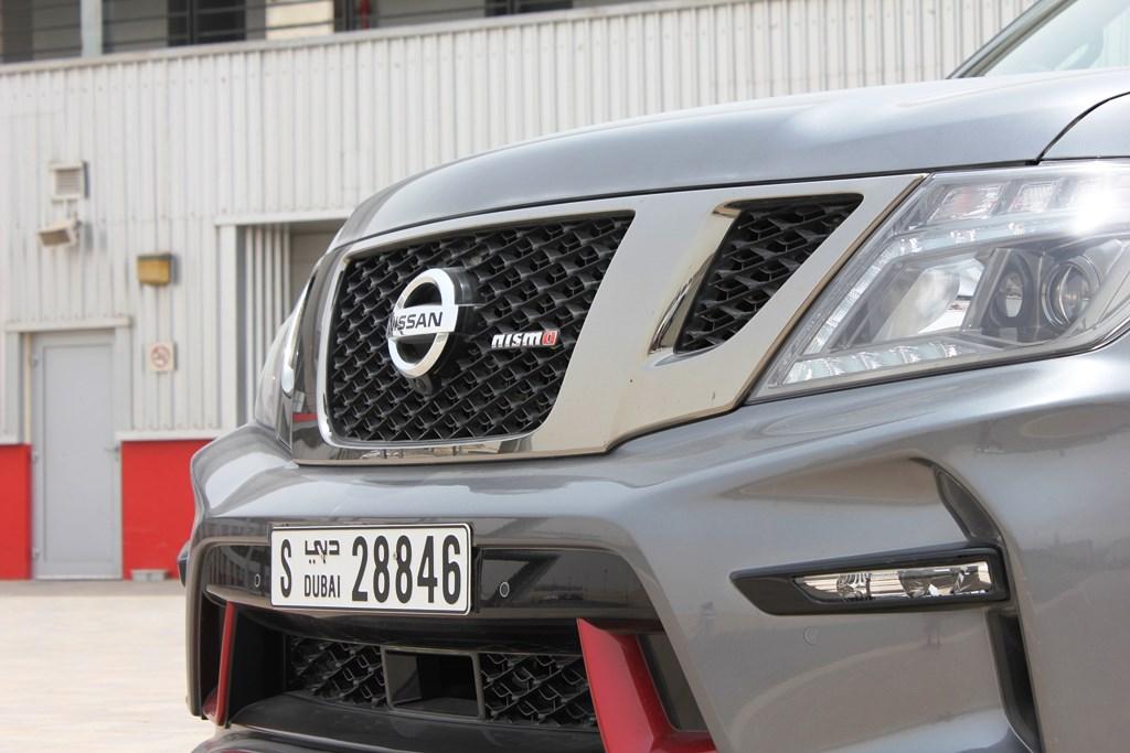 Nissan Patrol NISMO 2016 Side - 2