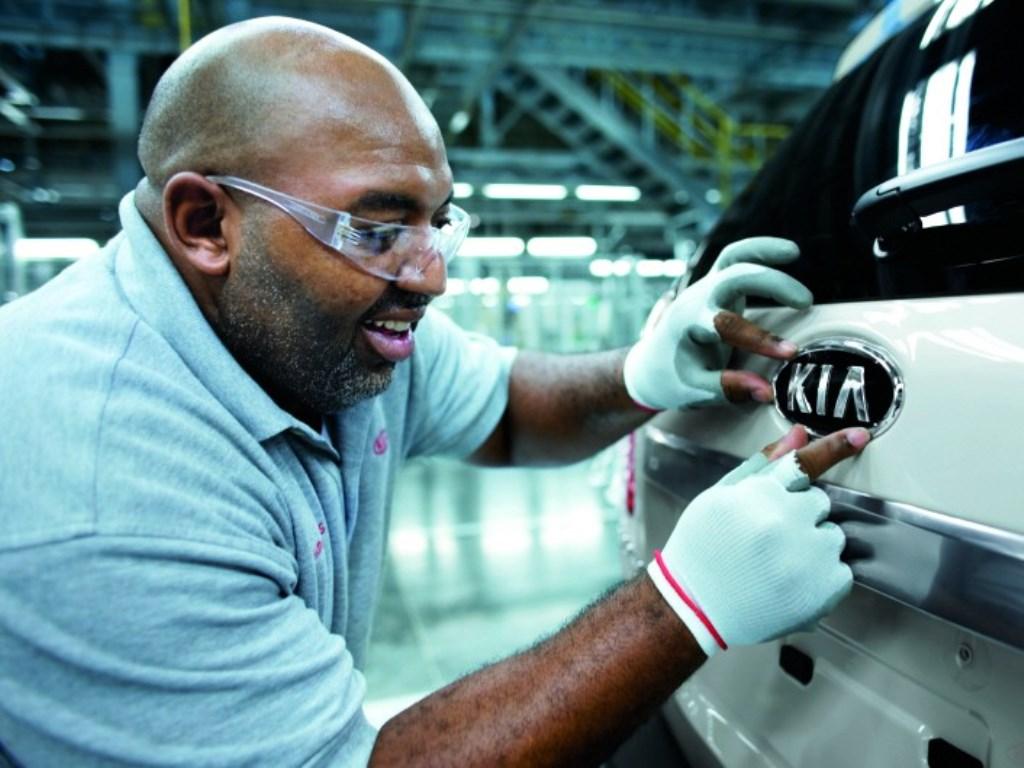 KIA Manufacturing Plant India - 2