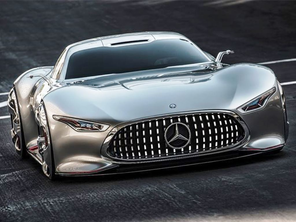 Mercedes AMG F1 - Front