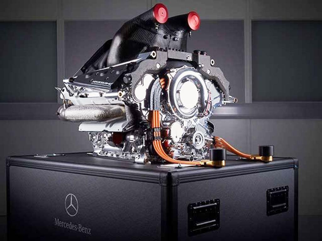 Mercedes AMG F1 - Engine
