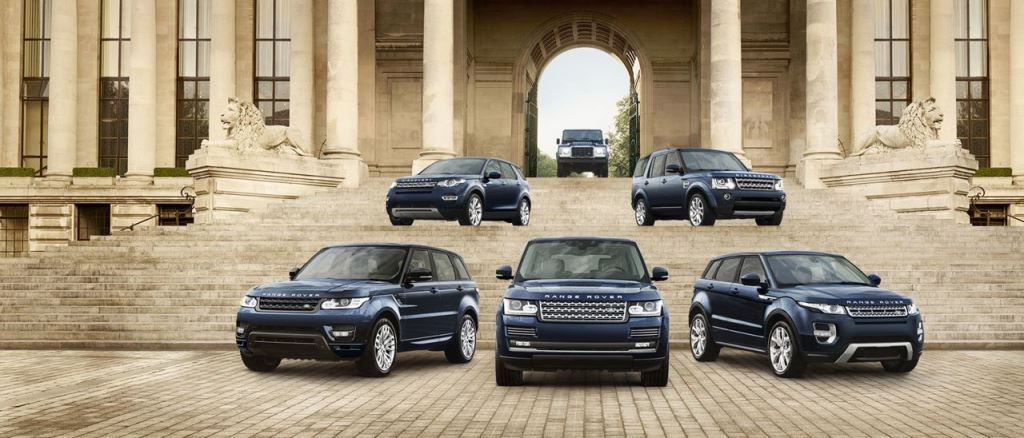 Four Great Reasons To Purchase A Jaguar Land Rover
