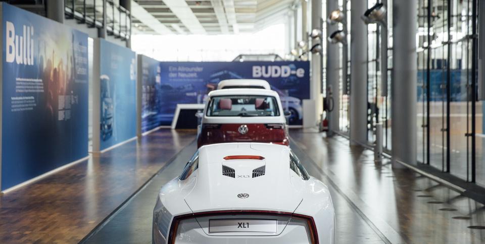 Volkswagen Transparent Factory - 3