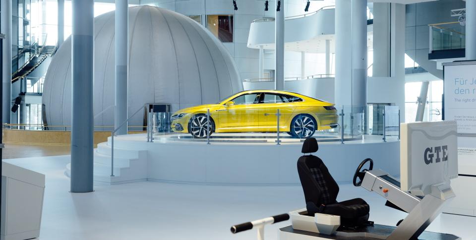 Volkswagen Transparent Factory - 4