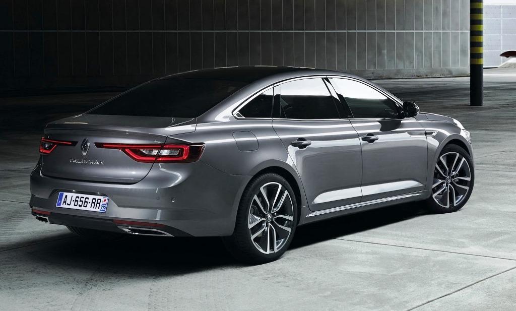 Renault Talisman 2017 Side