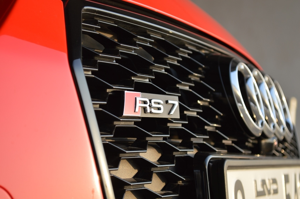 Audi RS7 2017 Front - 2
