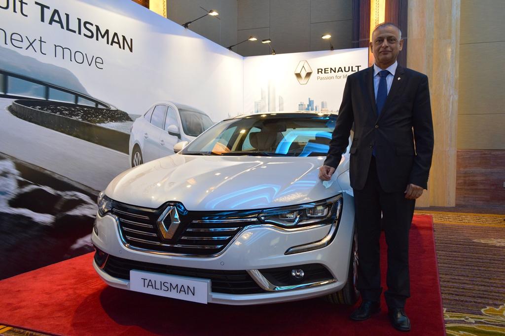 Sayed Humayun Alam - Renault