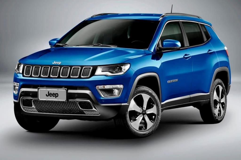 Jeep Compass 2017 Front
