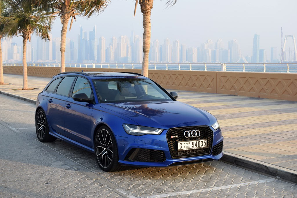 Audi Rs6 2017 Review Uae Yallamotor