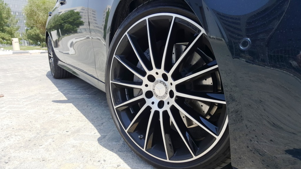 Mercedes E Class 2017 Rim