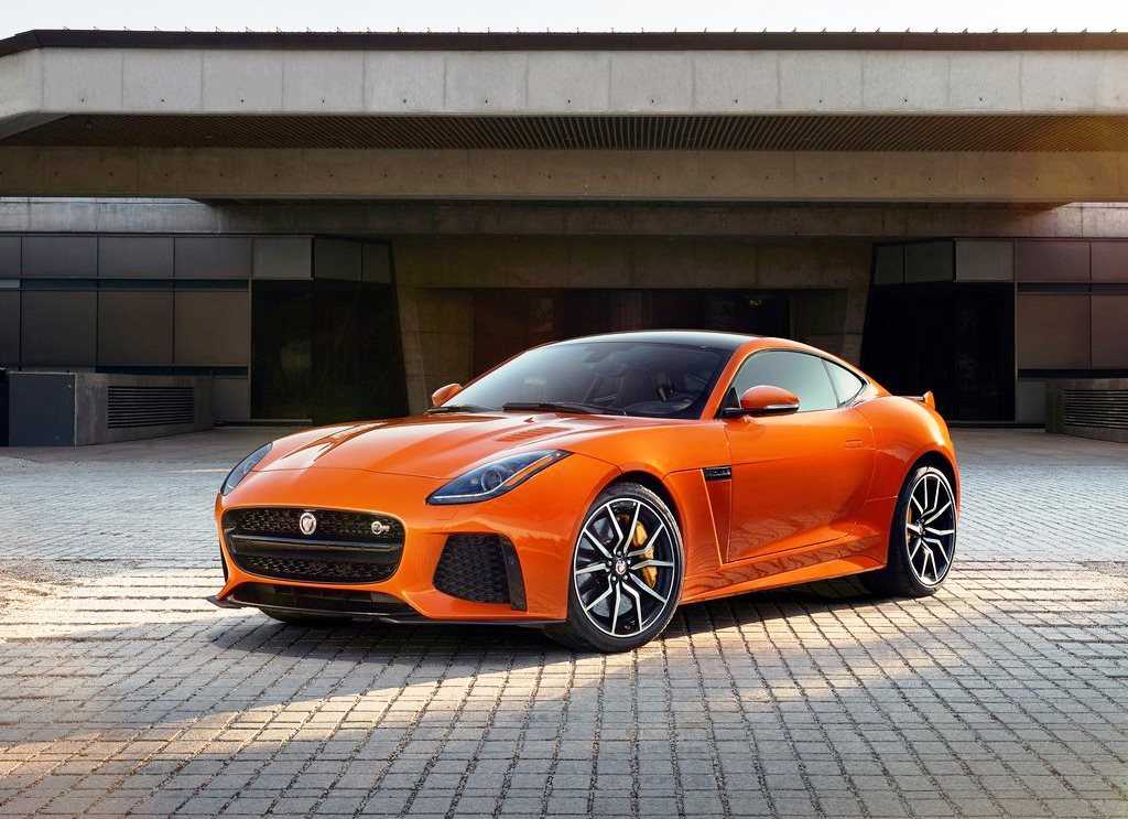 jaguar F-Type Pre Owned