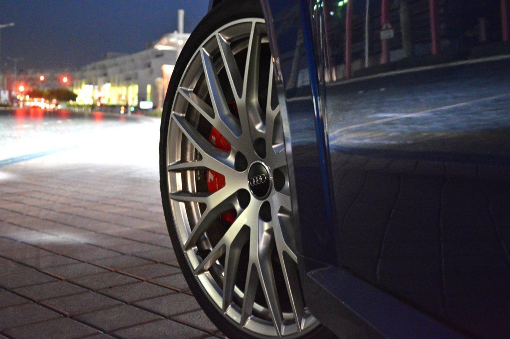 2016 Audi TTS Wheels