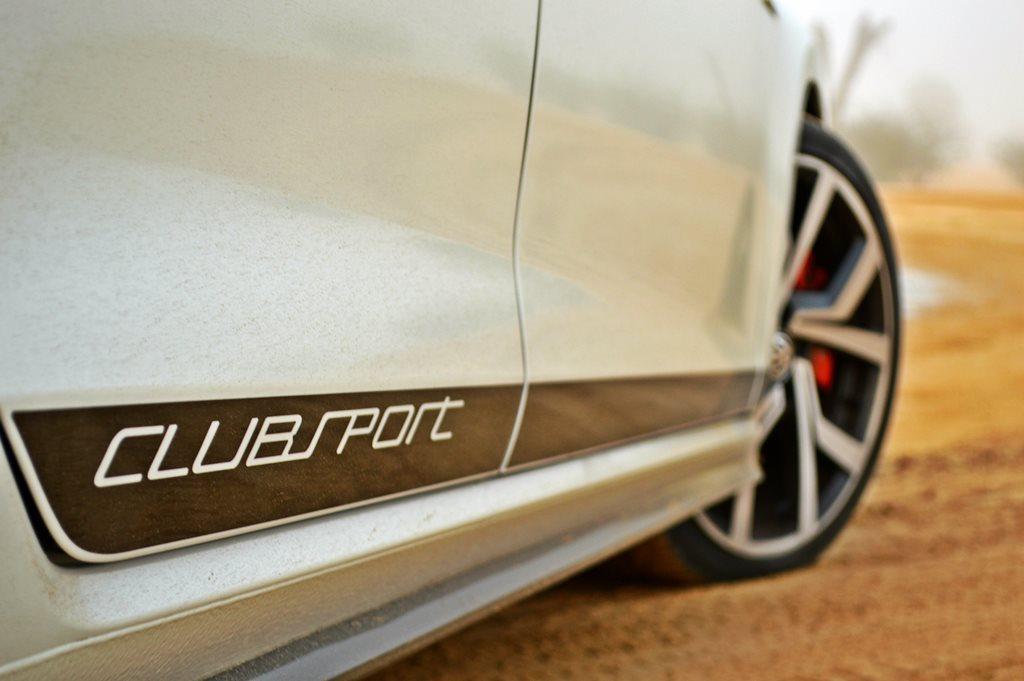 2016 Volkswagen GTI Clubsport Side