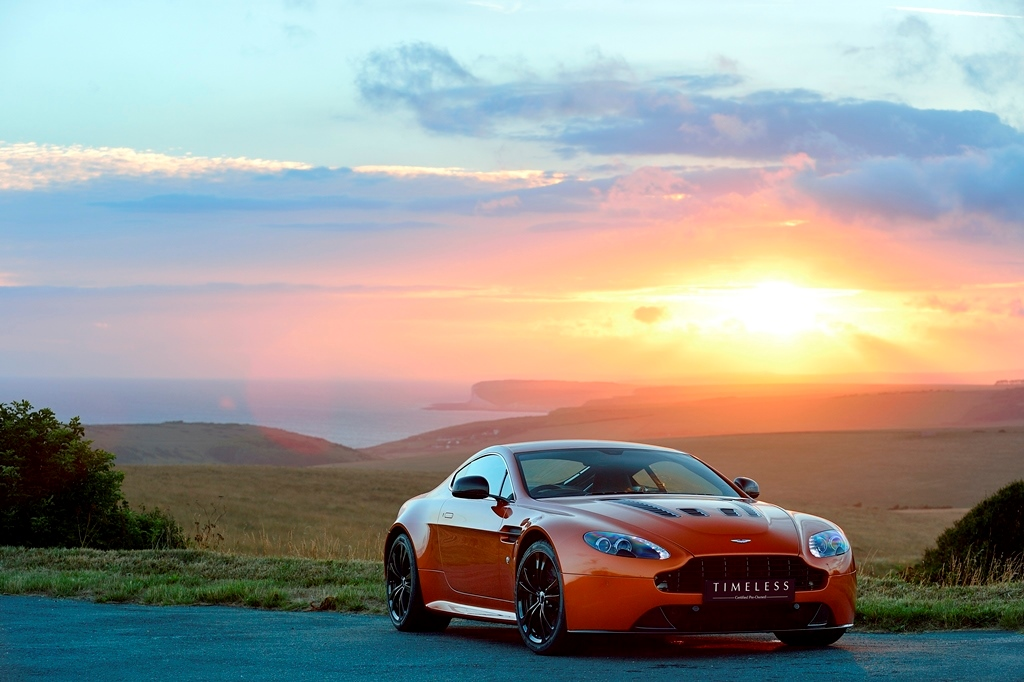 Aston Martin Launches Timeless Pre Owned Program Qatar