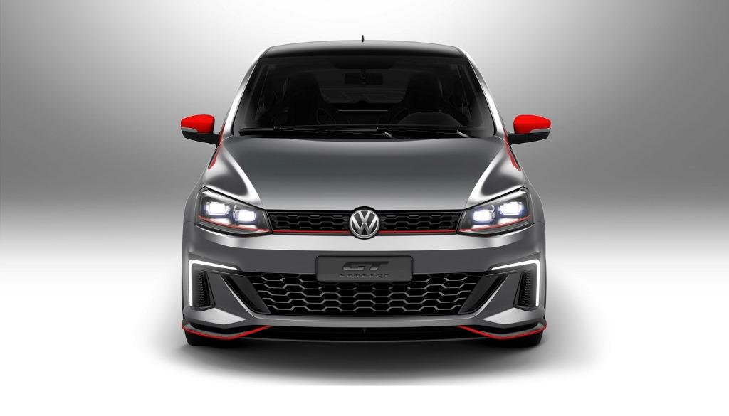 Volkswagen Gol GT Concept Front
