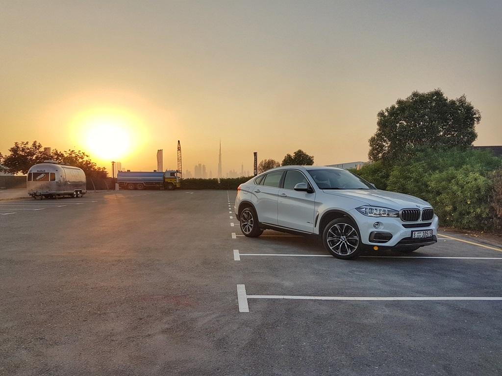 2016 BMW X6 Side