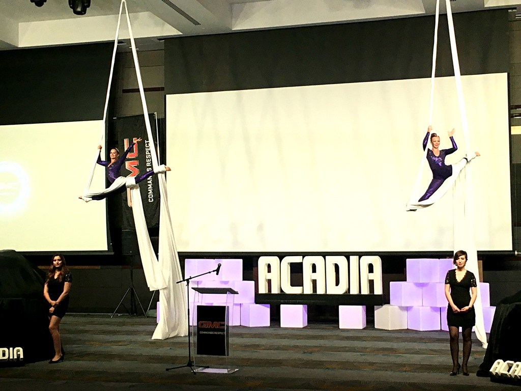 GMC Acadia 2017 Launch