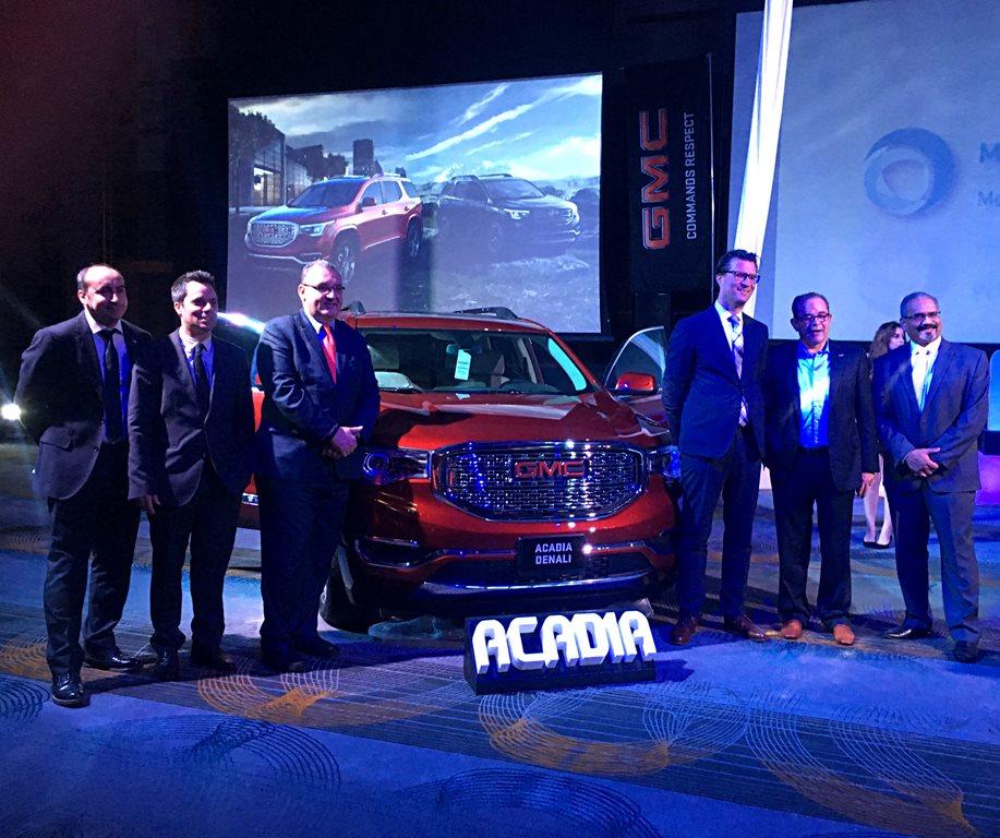 GMC Acadia 2017 Launch - 2