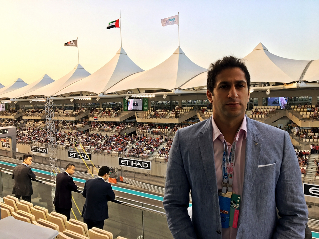 Marwan Haidamous Renault Middle East