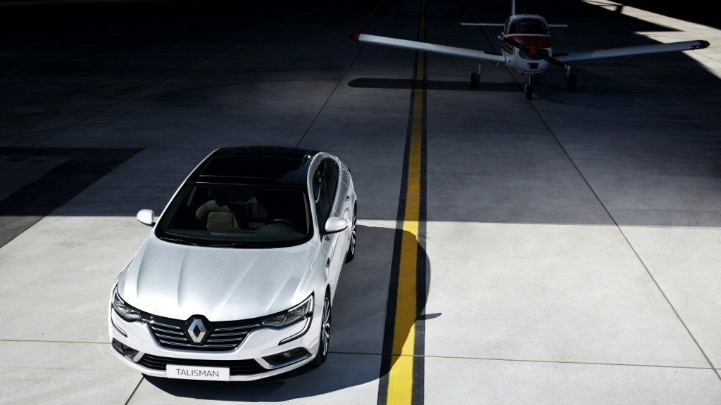 Renault Talisman Front