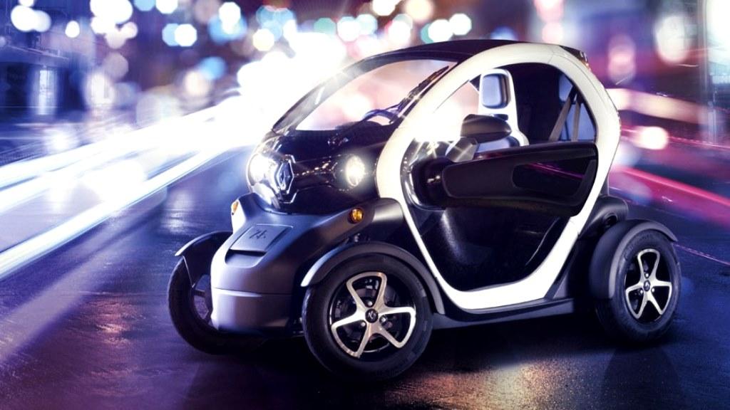 Renault Twizy Side