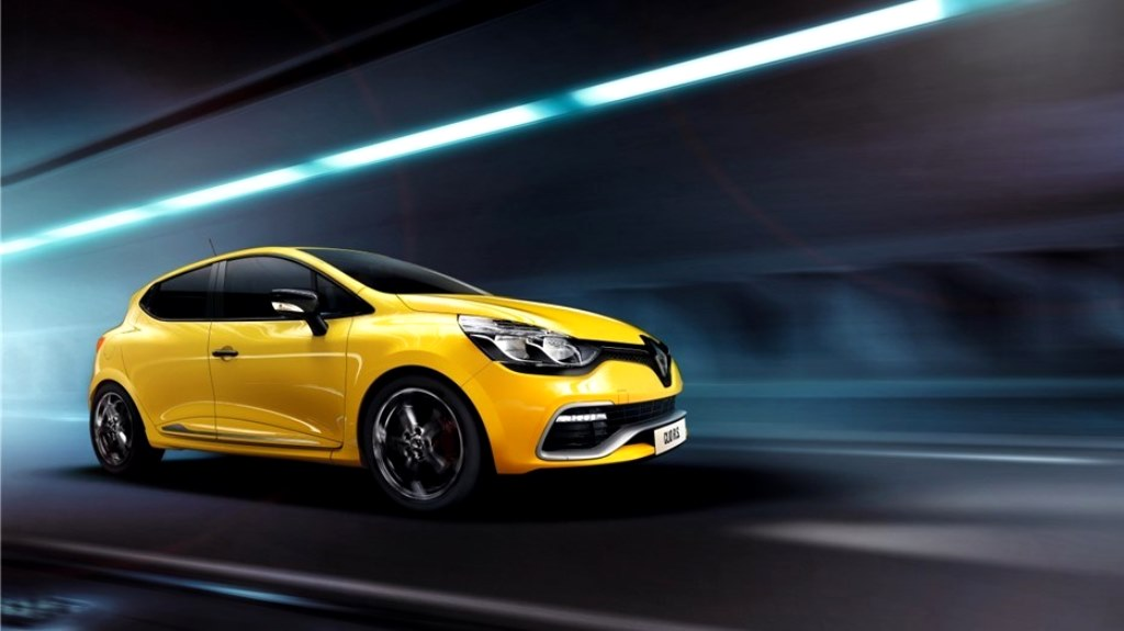 Renault Clio GT Side