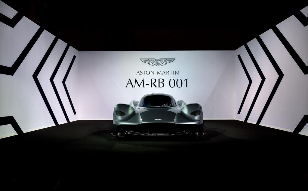 AMRB 001 Unveil Front