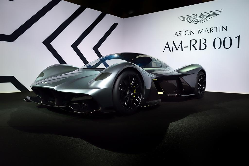 AMRB 001 Unveil Side