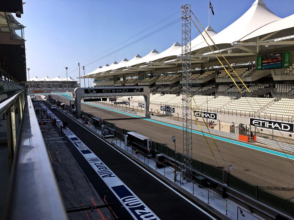 Abu Dhabi Grand Prix Renault 2016