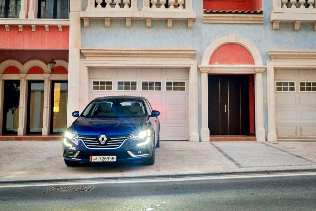Renault Talisman 2017 Front