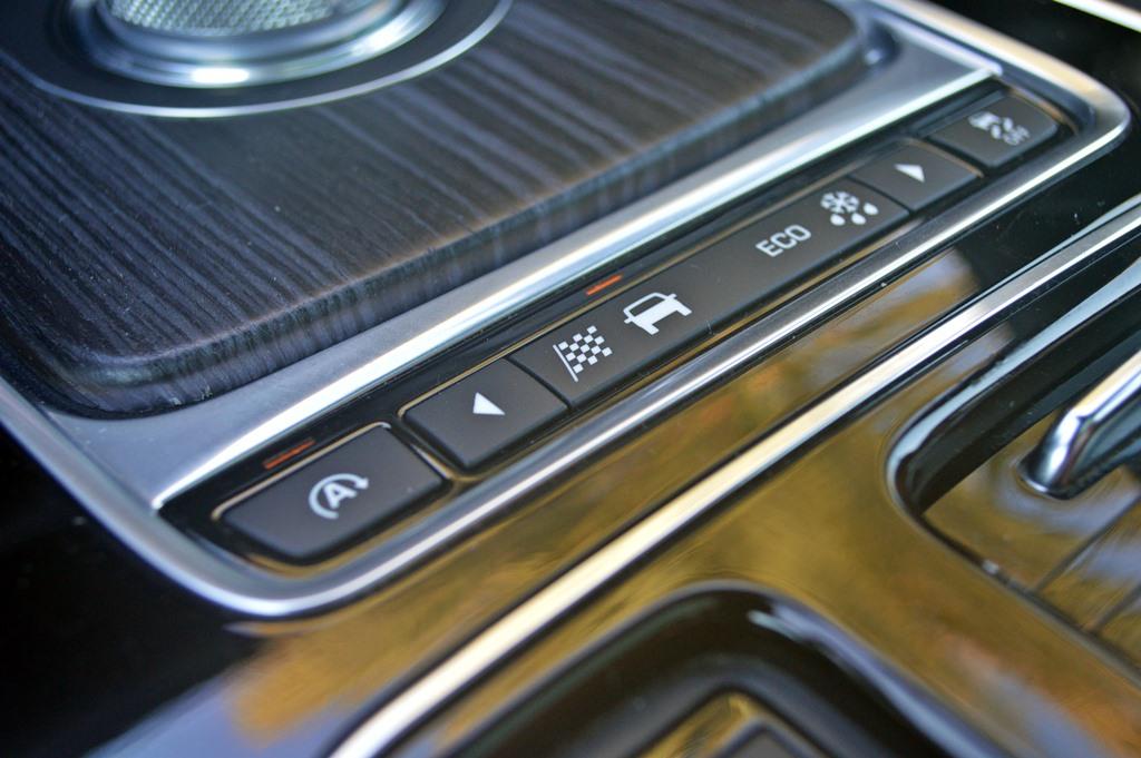 Jaguar XF S 2016 Interior - 4