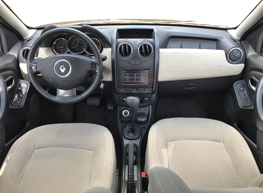 Renault duster 2017 review uae yallamotor - Dacia duster 2017 interior ...