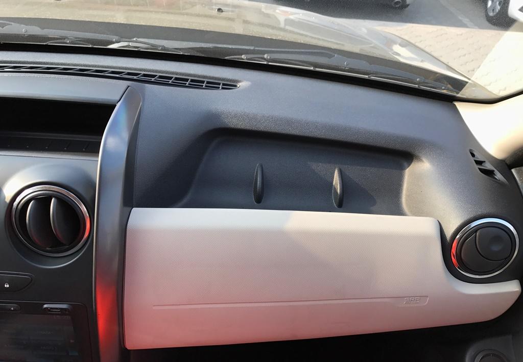 Renault Duster 2016 Interior - 2