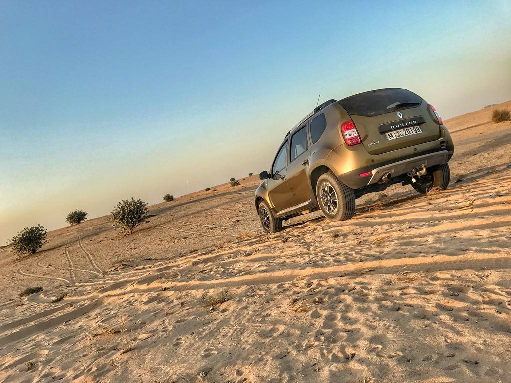 Renault Duster 2016 Rear