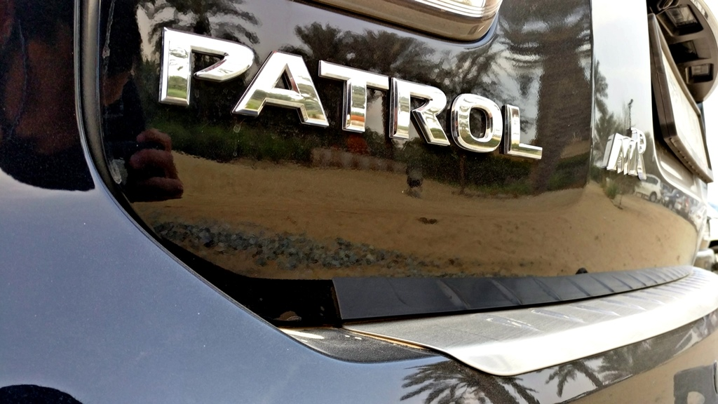 Nissan Patrol V6 2017