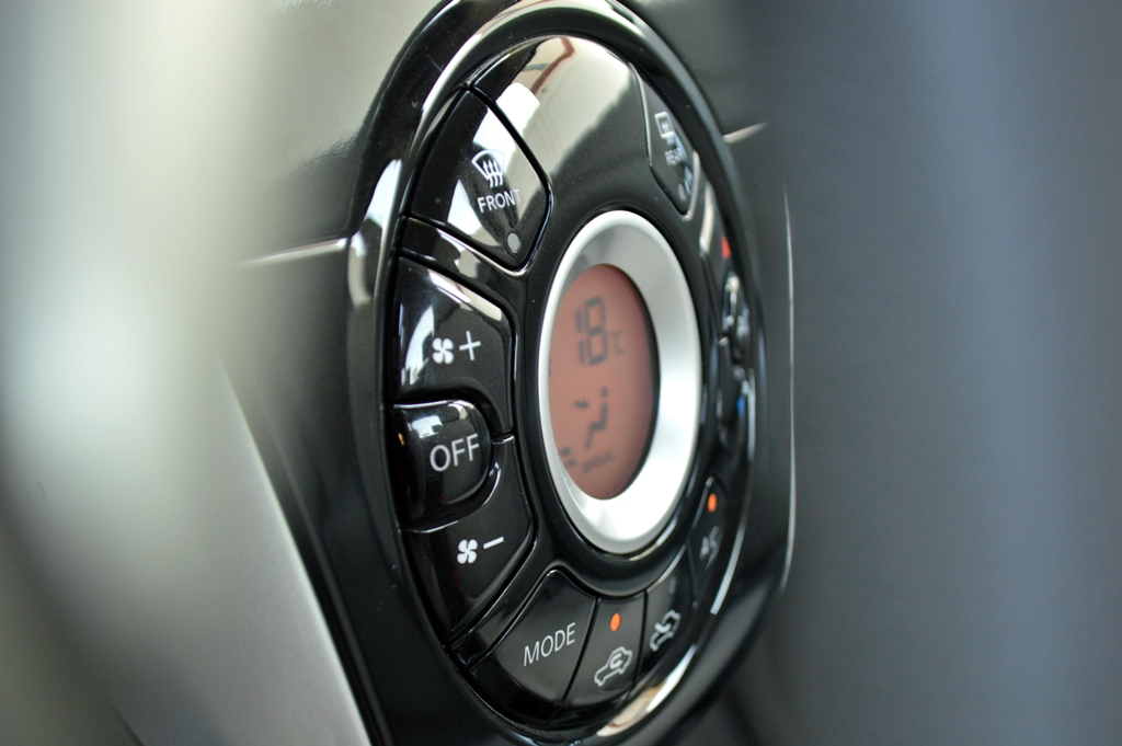 Nissan Sunny 2017 Interior