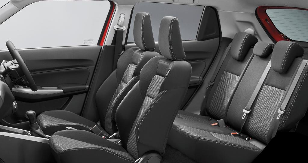 Suzuki Swift 2017 Interior - 2