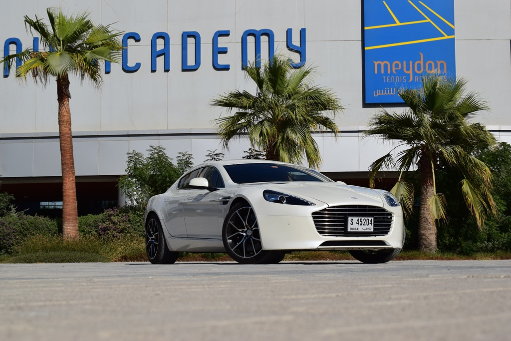 Aston Martin Rapide S 2017 Front