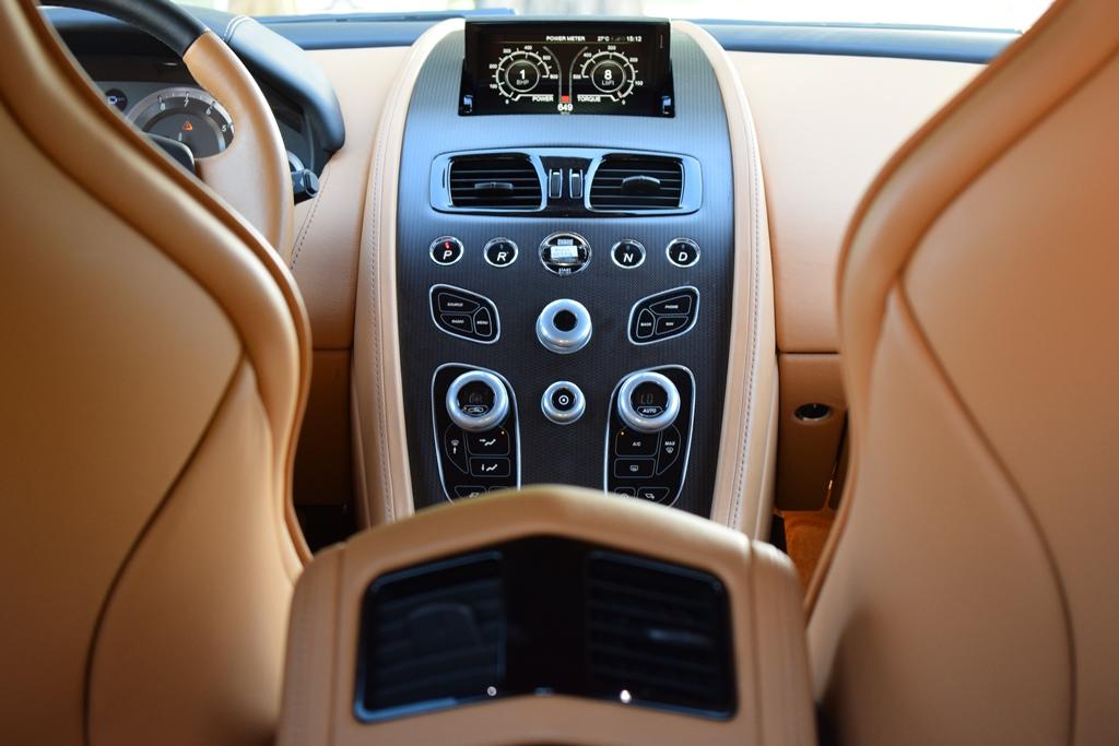 Aston Martin Rapide S 2017 Interior - 2