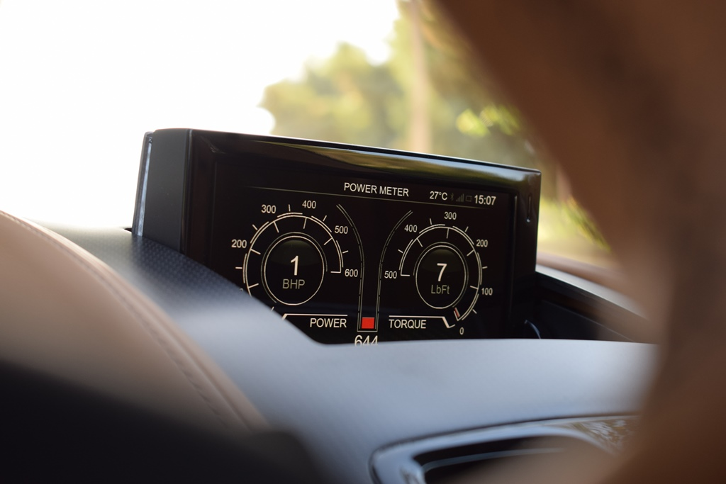Aston Martin Rapide S 2017 Screen