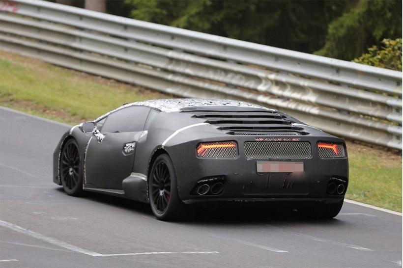 2015 Lamborghini Cabrera spied | Kuwait - YallaMotor