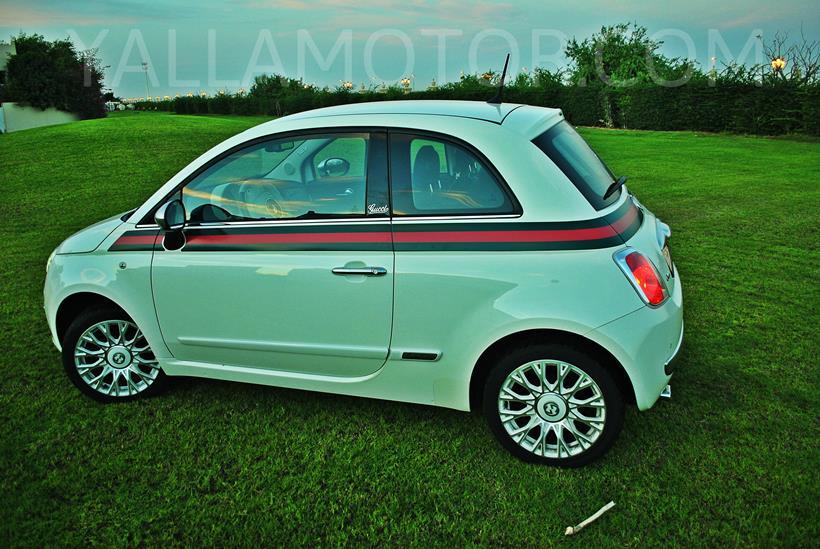 Road Test 2014 Fiat 500 Gucci Bahrain Yallamotor