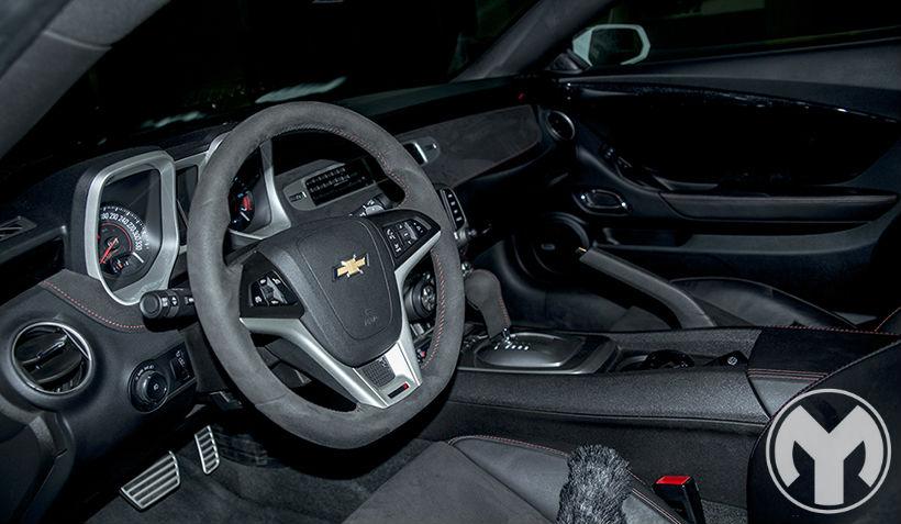 chevrolet camaro 2015 interior. road test review 2015 chevrolet camaro zl1 interior
