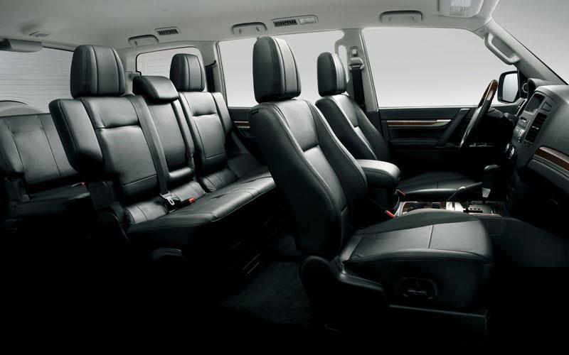 2015 Mitsubishi Pajero Launched in Oman  Bahrain  YallaMotor